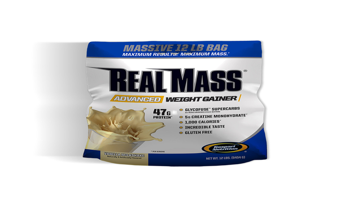 Sữa Real Mass Advanced Weight Gainer