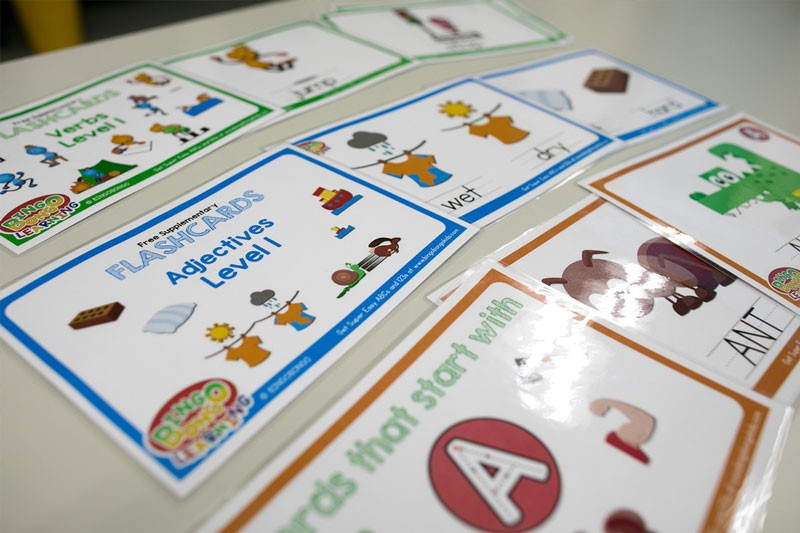 English for Kids: Learn & Play